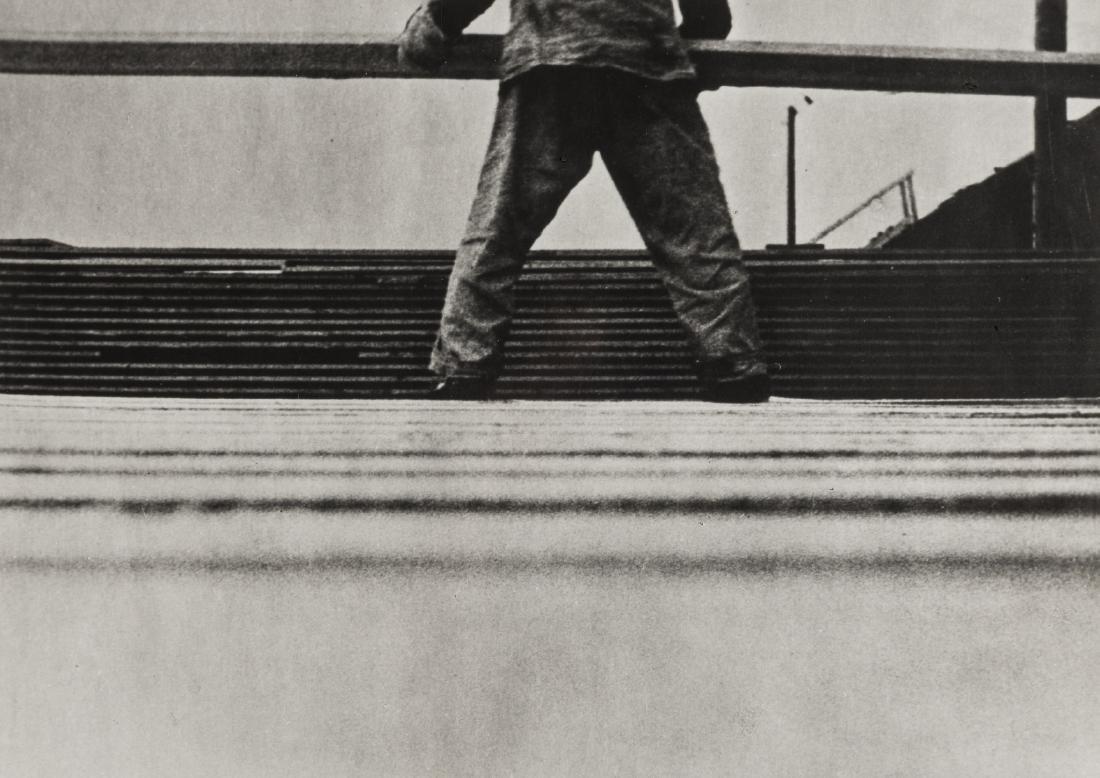 Alexander Rodchenko (1891-1956) Portrait of a Driver, - 4