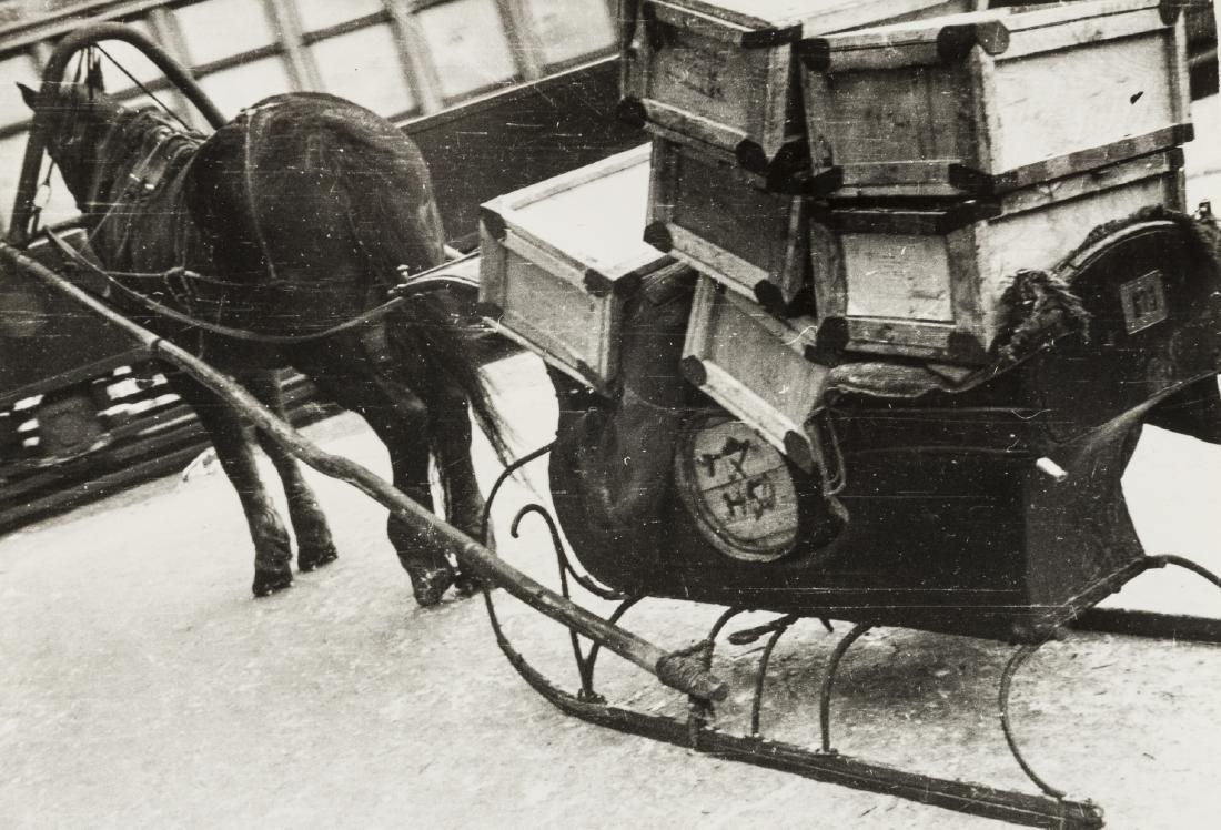 Alexander Rodchenko (1891-1956) Transportation Cargo,