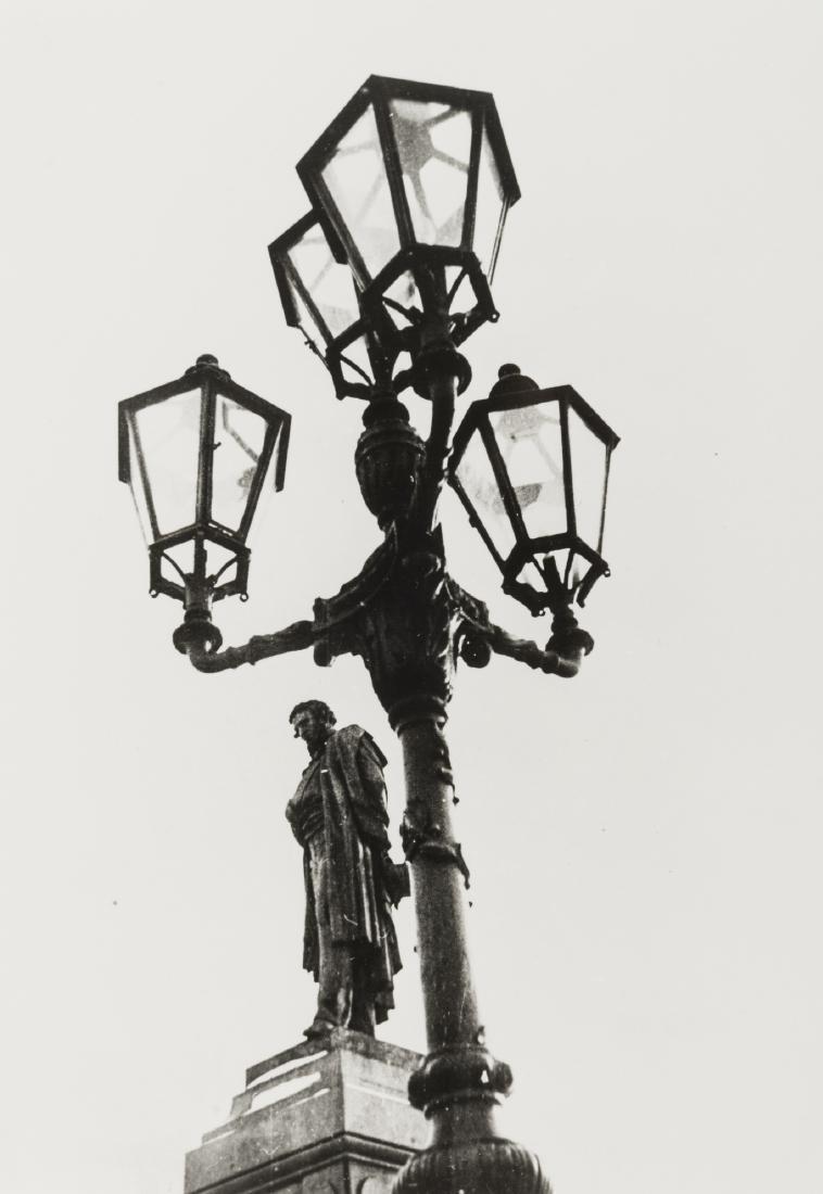 Alexander Rodchenko (1891-1956) Pushkin Monument, 1932;