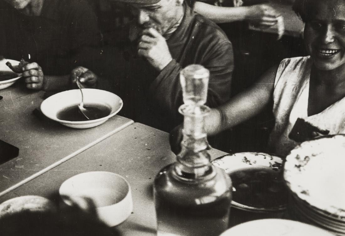 Alexander Rodchenko (1891-1956) Communal Kitchen (Petr