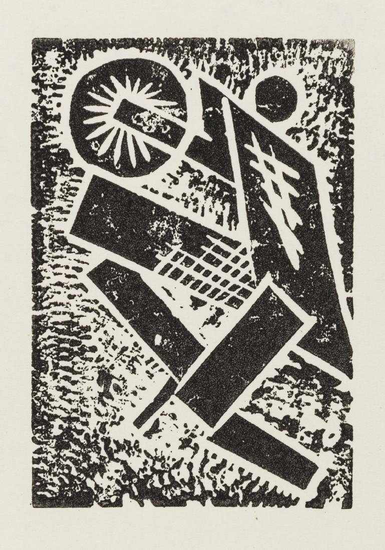 Varvara Stepanova (1894-1958) Untitled, 1920 - 2