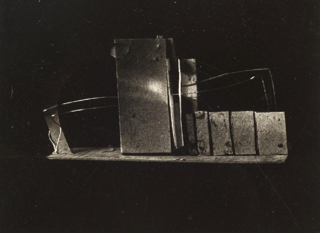 VKhUTEMAS Workshops (1920-1930) Architectural designs - 2