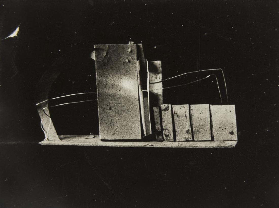 VKhUTEMAS Workshops (1920-1930) Architectural designs - 4