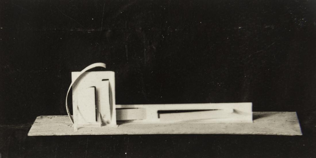 VKhUTEMAS Workshops (1920-1930) Architectural designs - 5