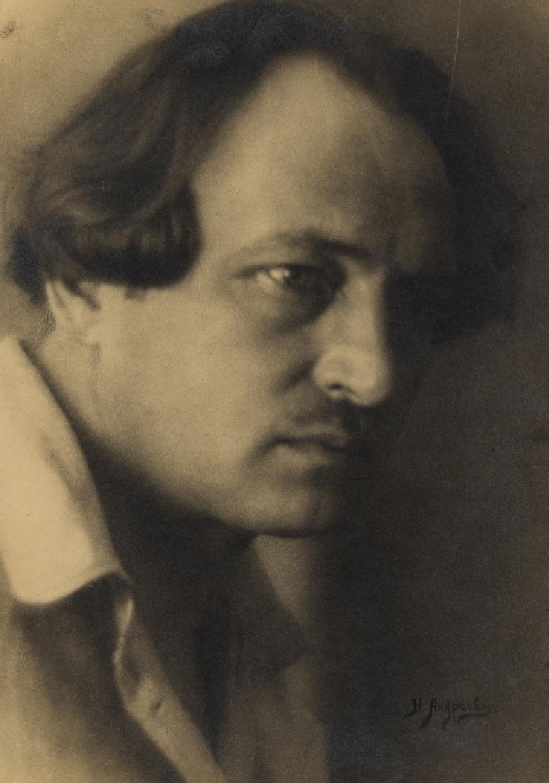 Viktor Temin (1908-1987) Portraits and self-portraits,