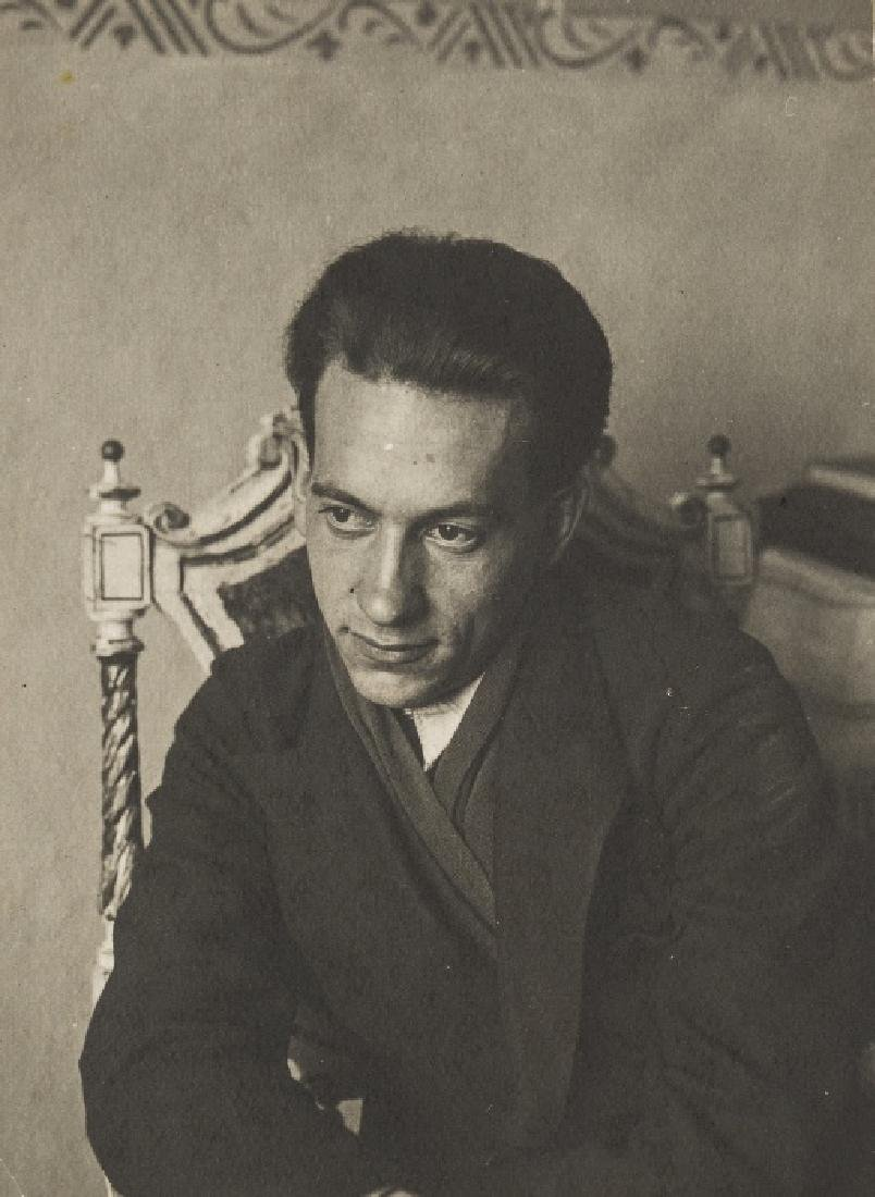Viktor Temin (1908-1987) Portraits and self-portraits, - 3