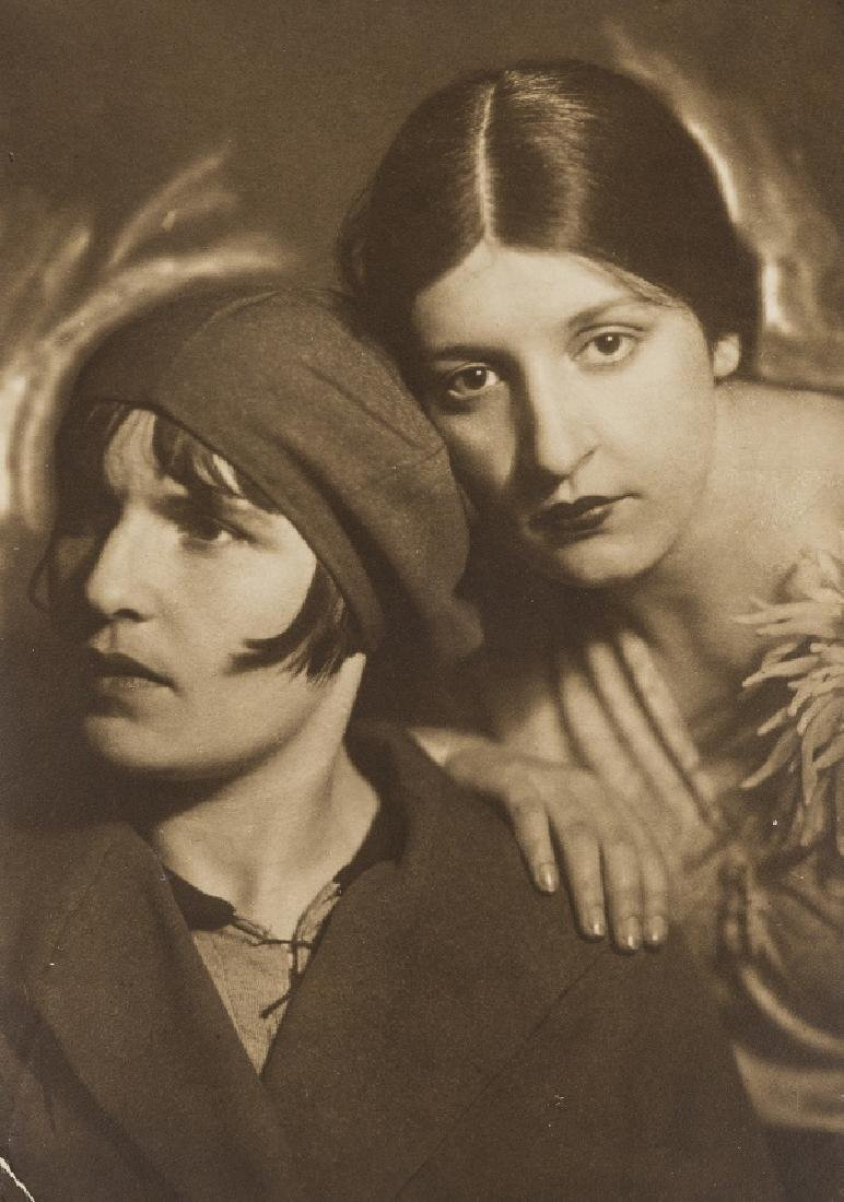 Ida  Nappelnaum (1900-1993) Portraits, 1926 - 2