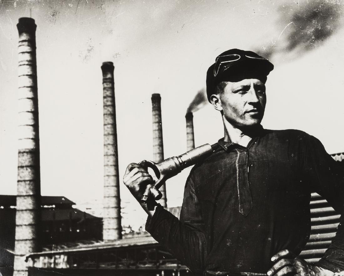 Yevgeni Khaldei (1917-1997) Portraits, 1930s-40s - 3