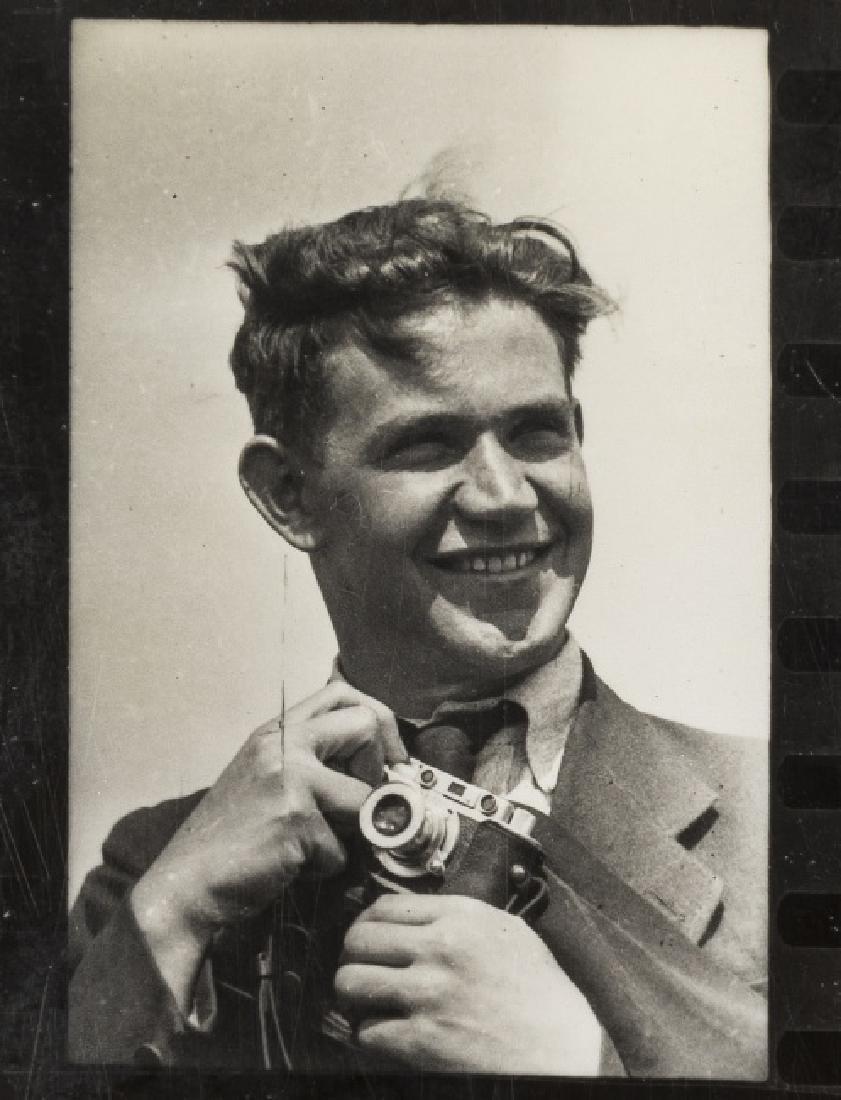 Yevgeni Khaldei (1917-1997) Portraits, 1930s-40s - 4