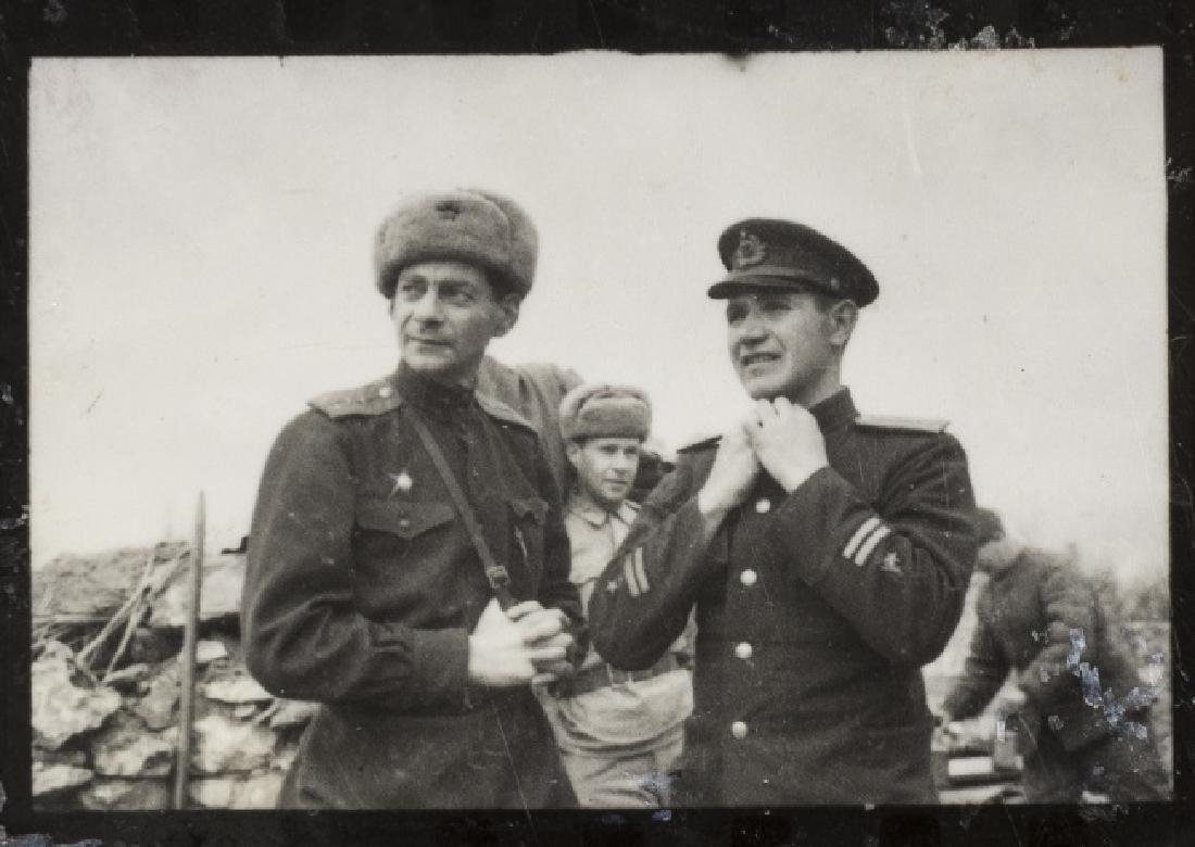 Yevgeni Khaldei (1917-1997) Portraits, 1930s-40s - 5
