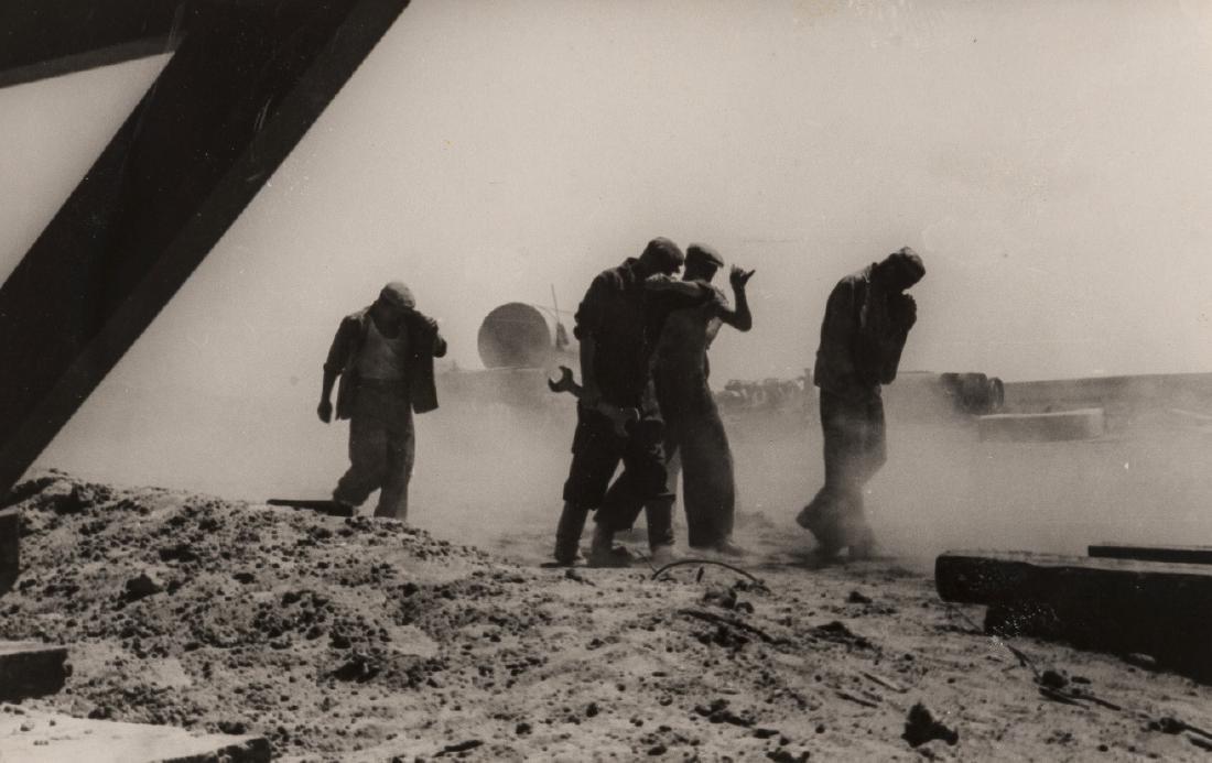 Simon Fridland (1905-1964) Metalworking and Gas - 2