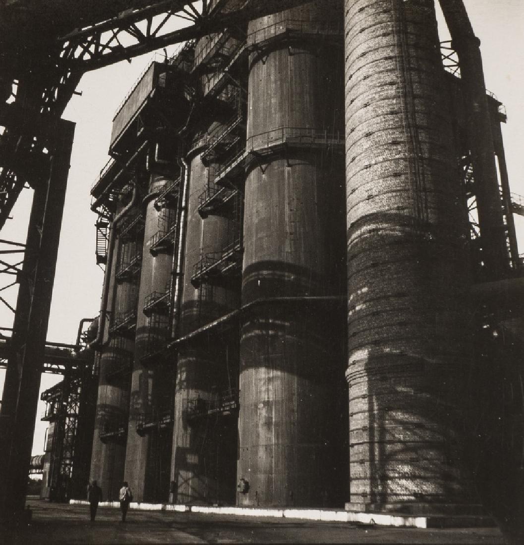 Georgi Zelma (1906-1984) Industry and Construction, - 2