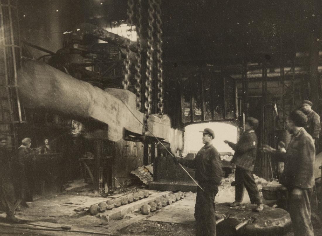 Georgi Zelma (1906-1984) Industry and Construction, - 4