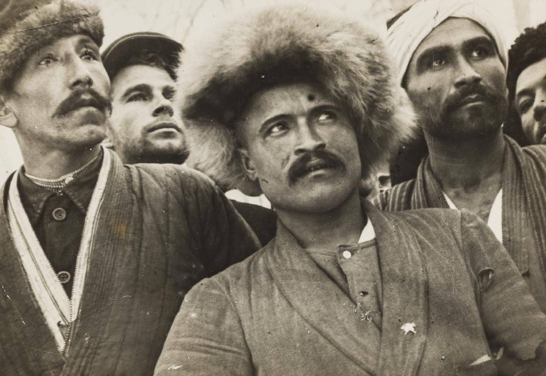 Georgi Zelma (1906-1984) Central Asia, 1920s-30s.