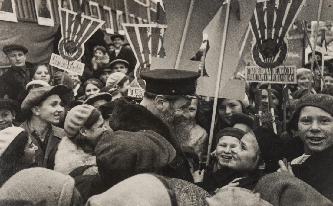Arkady Shaikhet (1898-1959) Children celebrating the - 4