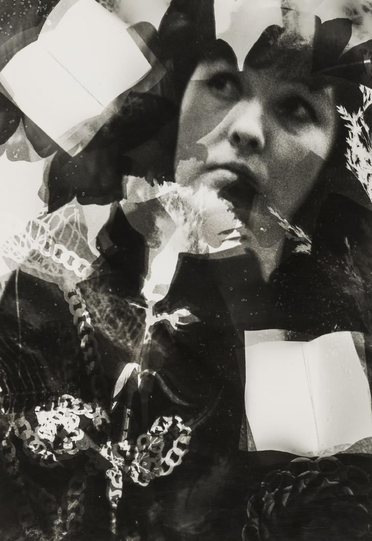 Varvara Rodchenko  (b.1925) Portrait of Kati and