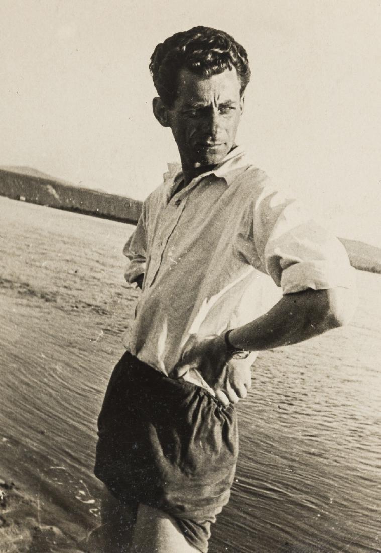 Unknown photographers, Max Alpert, 1917-1960