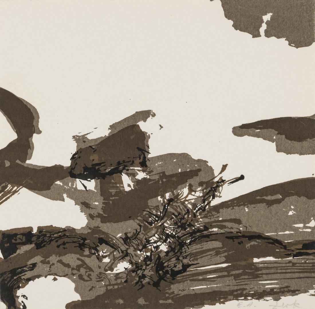 δ Zao Wou-Ki (1921-2013)  Untitled (Agerup 239)