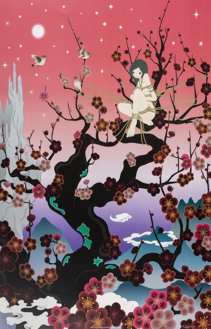 Chiho Aoshima (b.1974)  Japanese Apricot 2