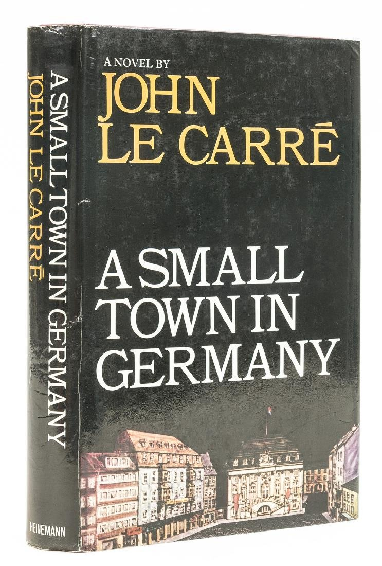Le Carré (John) A Small Town in Germany, first