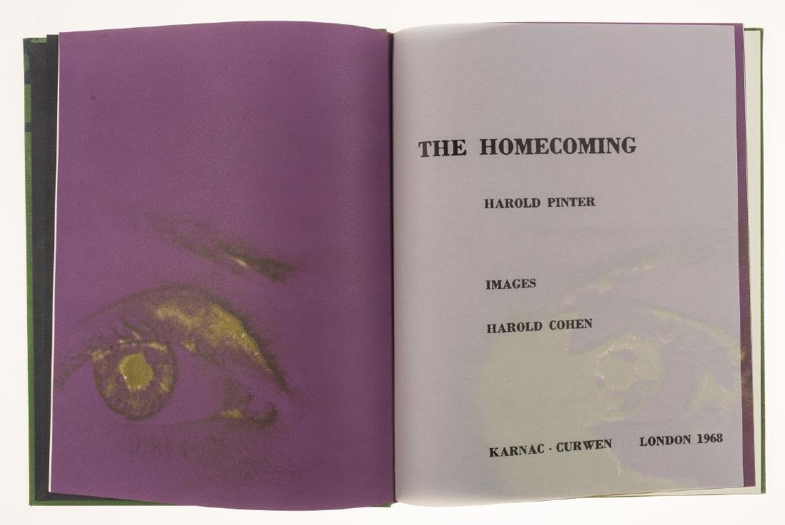 Pinter (Harold) The Homecoming, number 177 of 200