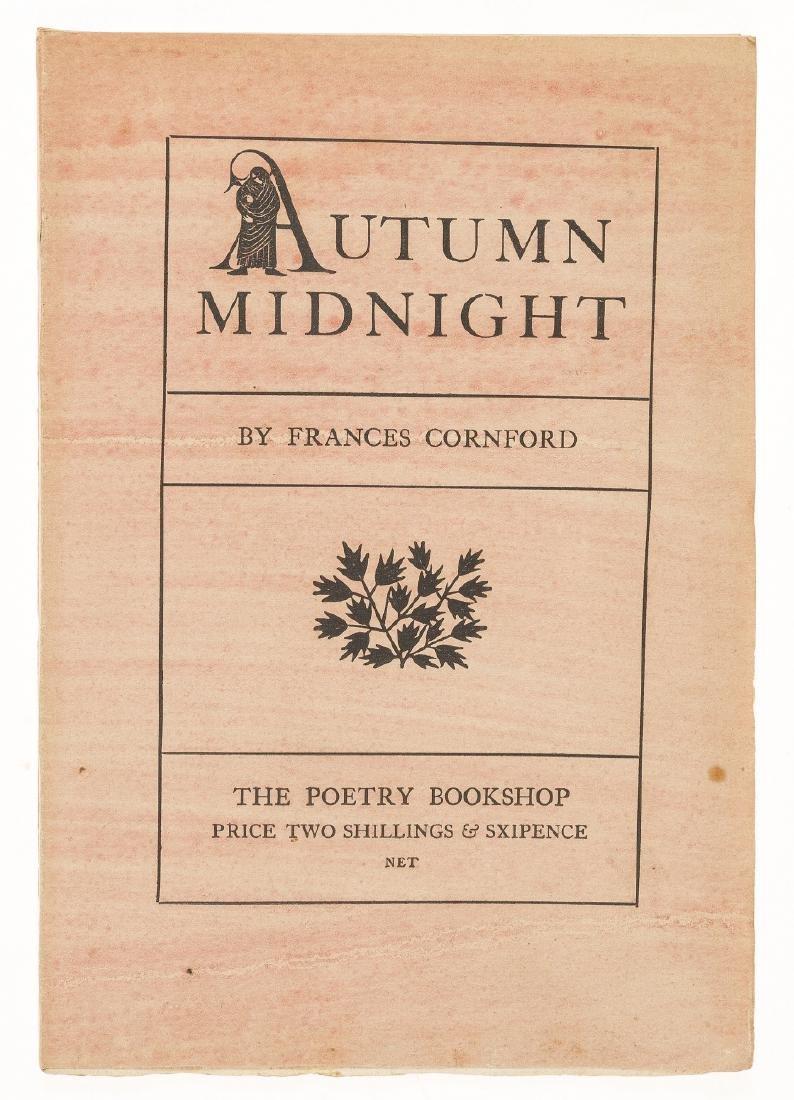St. Dominic's Press.- Cornford (Frances) Autumn