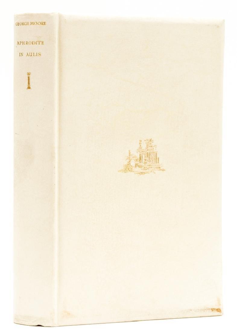 Moore (George) Aphrodite in Aulis, one of 900 copies