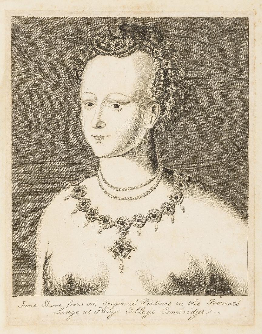 Edward IV.- Tyson (Rev. Michael, 1740-1780) Jane