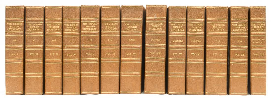 The Oxford English Dictionary (The), 13 vol., Oxford,