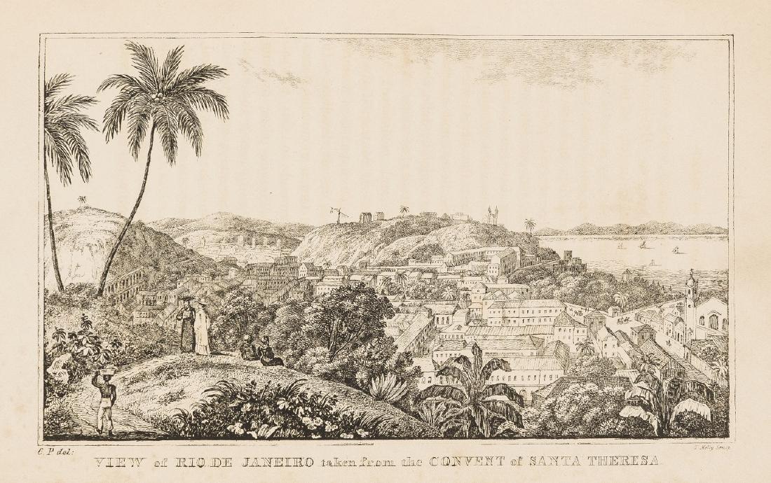 Brazil.- Walsh (Rev. Robert) Notices of Brazil in 1828
