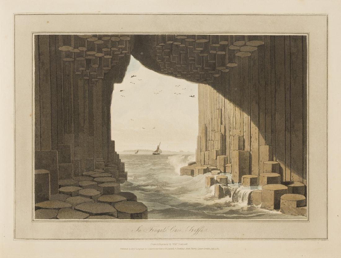 Scotland.- Daniell (William) Illustrations of the