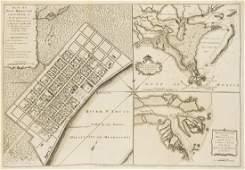 Americas.- Jefferys (Thomas) The Natural and Civil