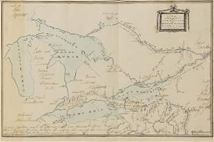 Americas.- Simcoe (John Graves).- First Nations.- Baker
