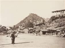India.- An Album of Photographs, albumen prints, c.
