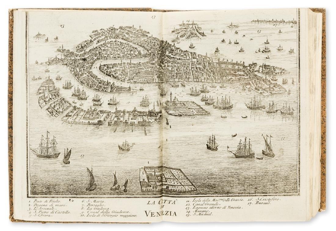 Venice.- Albrizzi (Giovanni Battista) Forestiero