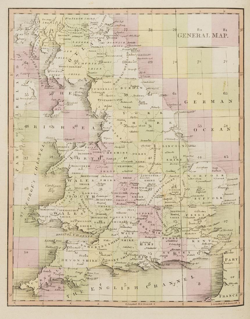 Britain.- Cary (John) Cary's New and Correct English