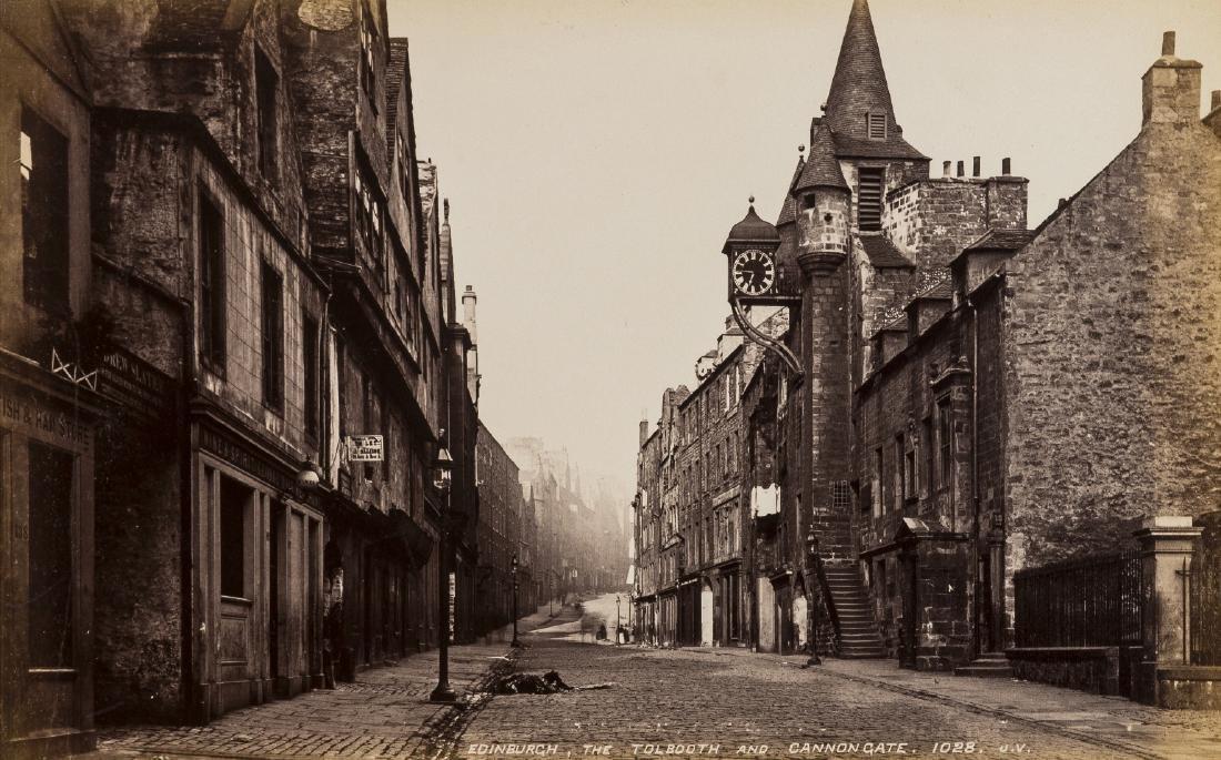James Valentine (1815-1879) Photographs Scottish