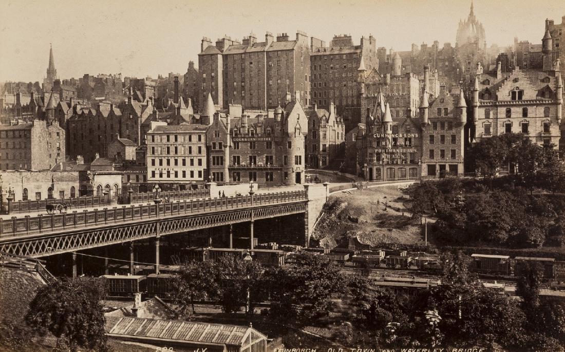 James Valentine (1815-1879) Photographs Scottish - 2
