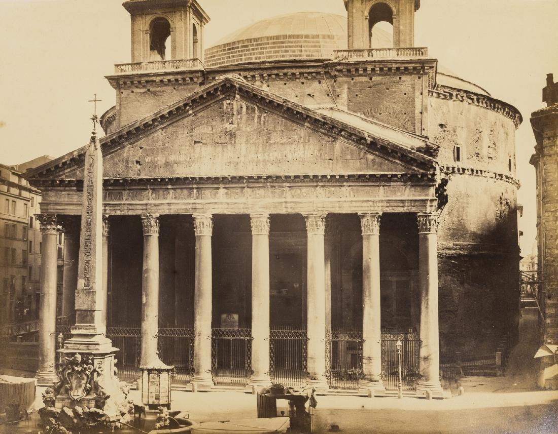 Robert Macpherson (1814-1872) Views of Rome, ca.1855-65