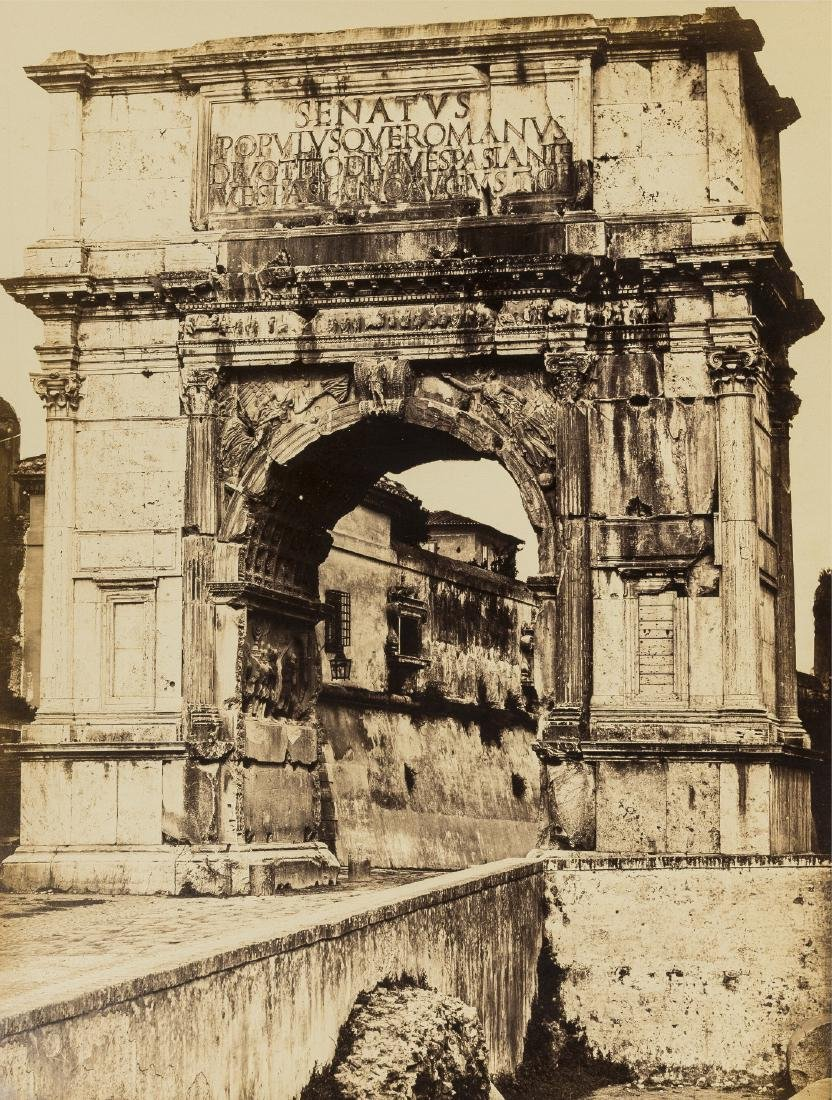 Robert Macpherson (1814-1872) Views of Rome, ca.1855-65 - 2