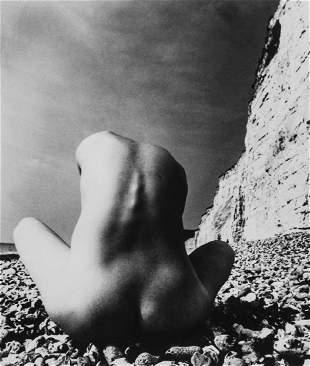 δ Bill Brandt (1904-1983) Nude, East Sussex, 1977