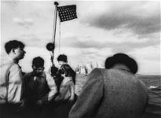 William Klein (b.1928) Staten Island Ferry, New York,