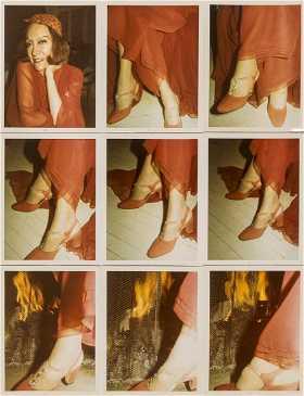 Antonio Lopez (1943-1987) Gloria Swanson, 1970s