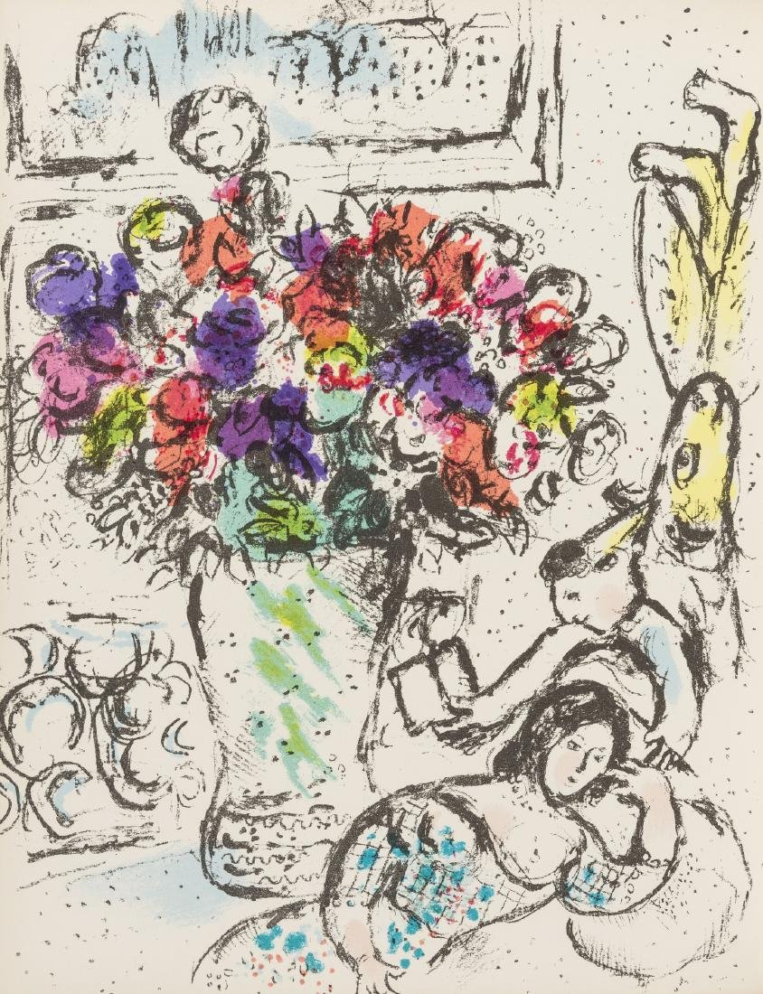 Marc Chagall (Russian/French, 1887-1985)  Chagall