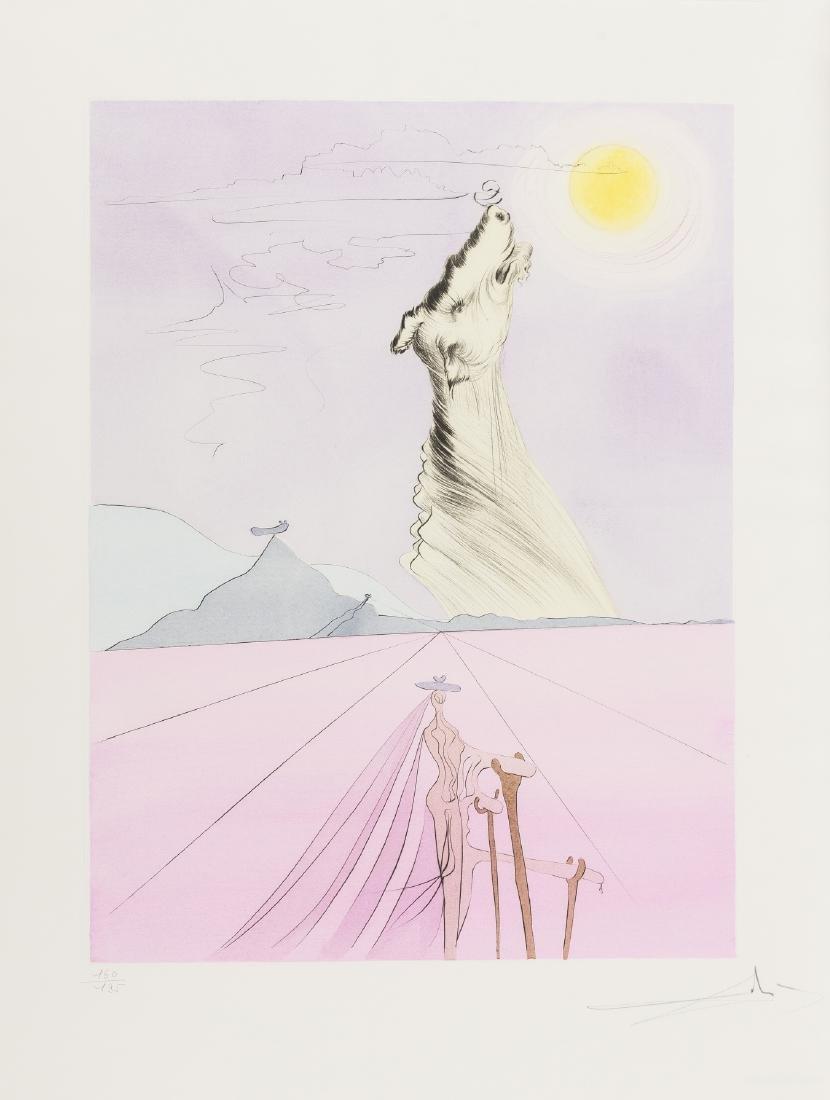 δ Salvador Dali (1904-1989)  The Twelve Tribes of - 10