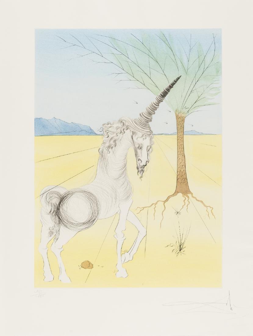 δ Salvador Dali (1904-1989)  The Twelve Tribes of