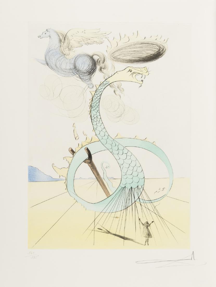 δ Salvador Dali (1904-1989)  The Twelve Tribes of - 3