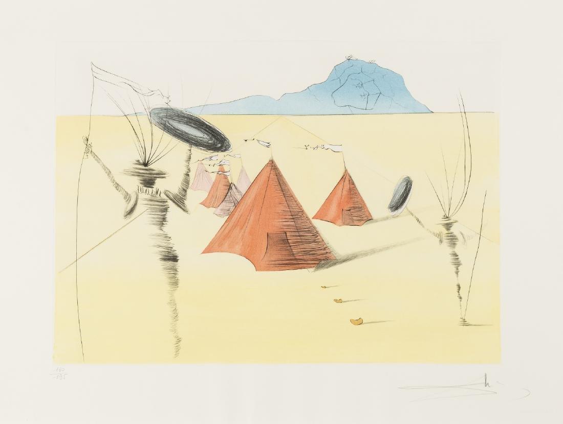 δ Salvador Dali (1904-1989)  The Twelve Tribes of - 7