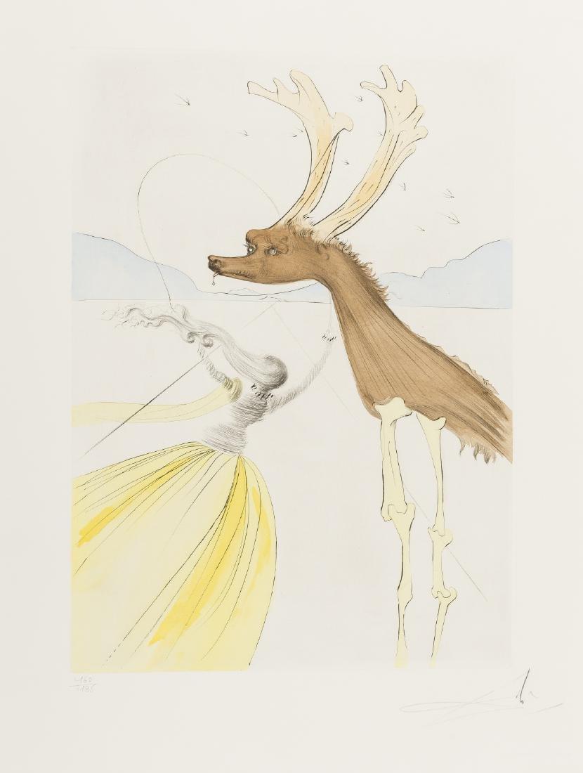 δ Salvador Dali (1904-1989)  The Twelve Tribes of - 8