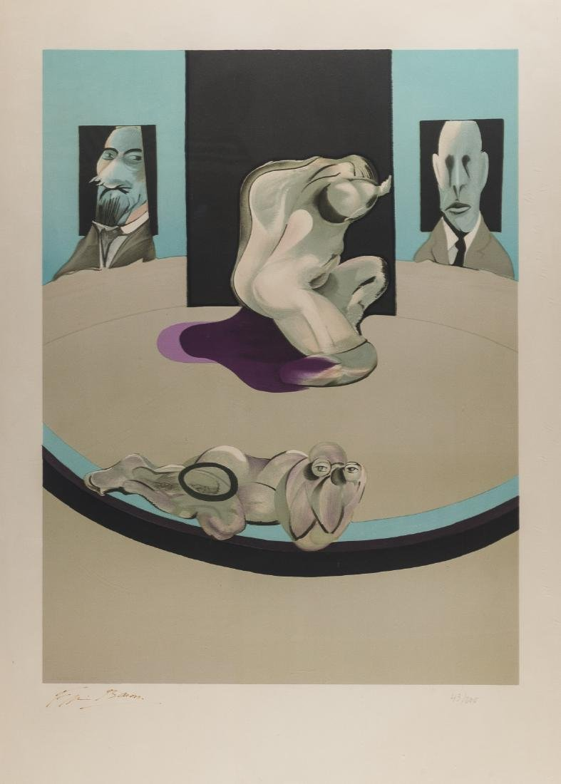 δ Francis Bacon (1909-1992)  Metropolitan Museum